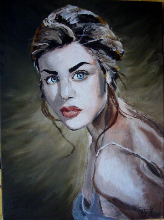 Frances Bean Cobain by cyanidesun